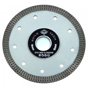PORCELAIN CUTTING BLADE (WHITE PREMIUM) D115mm BEST SELLER